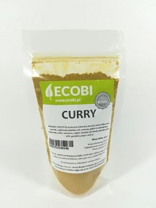 Curry Indyjska 150g Ecobi