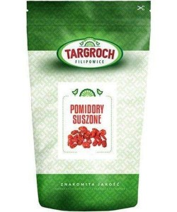 Pomidory Suszone 500g Targroch